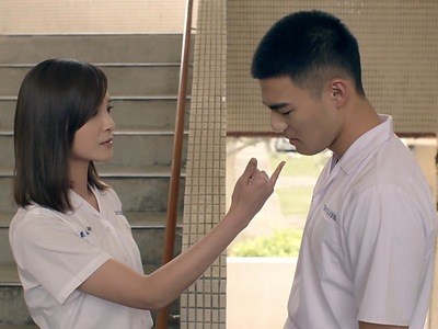 Xia Zhi Chen rejects Xu Chu Qing's love confession.