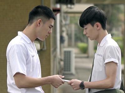 Xu Yang begs Xia Zhi Chen to stop the bullying.