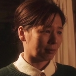 Mitsuomi's mother is played by the actress Hiroko Nakajima (中島���).