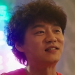 Sang Young is played by the actor Kim Seung Soo (김승수).