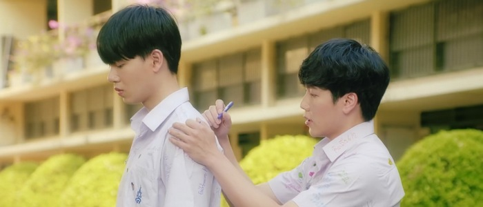 The Best Story is a Thai BL drama released in 2021.