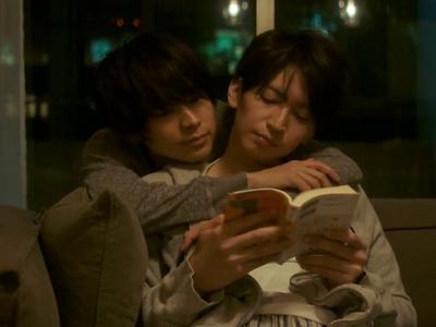 Kyouichi and Wataru start living together after his divorce.