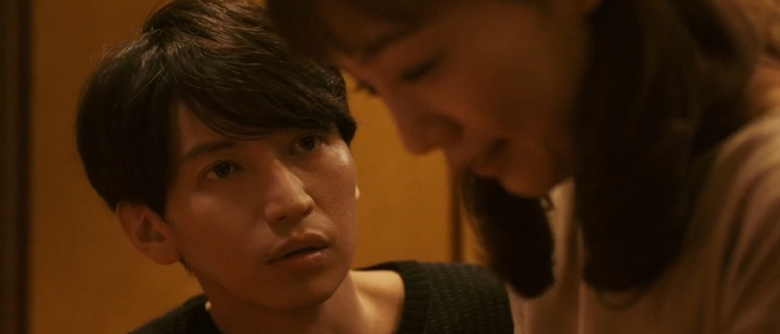 Chikako breaks up with Kyouichi because she can't endure this loveless marriage anymore.