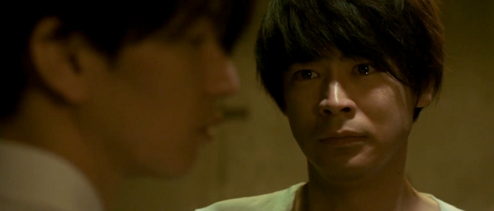 Kyouichi breaks up with Imagase in an emotional scene.