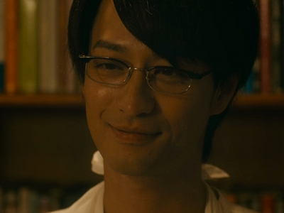 There's a lot of ambiguity in Kijima's smile.