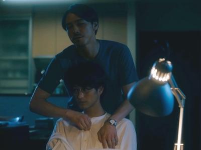 Kijima and Kido have sex during Kuzumi's fantasy sequence.