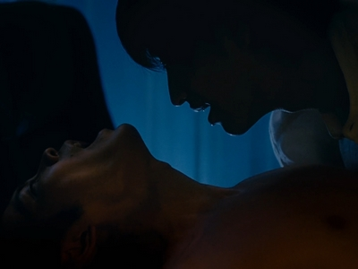 Kijima and Kuzumi have passionate sex in Episode 5.