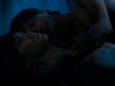 Kijima and Kuzumi have sex in Episode 6.