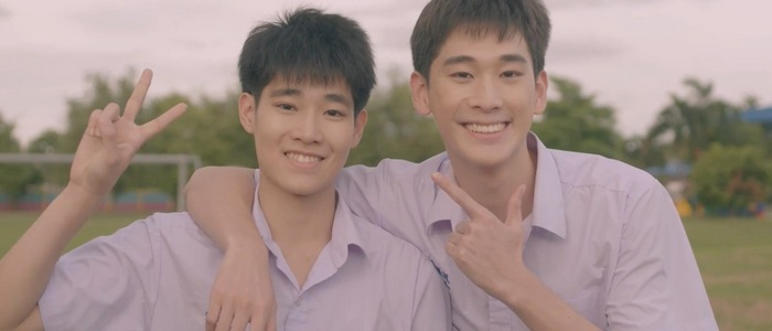 The Yearbook is a Thai BL series released in 2021.