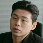 Pil Hyun is played by the actor Jeon Jae Yeong (전재�).