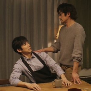 Kenji and Shiro have very different personalities, but they make their relationship work.