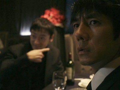 Shiro thinks his friend Kohinata is hitting on him.