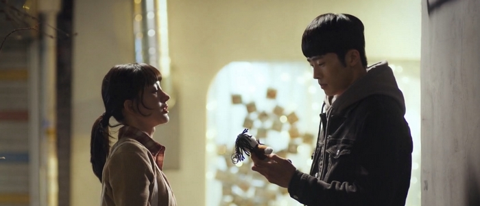 Kang Gook and Hye Mi both realized that he didn't have feelings for her.