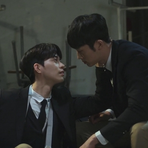 Tae Joo and Kang Gook have a complicated friendship as the series progressed.