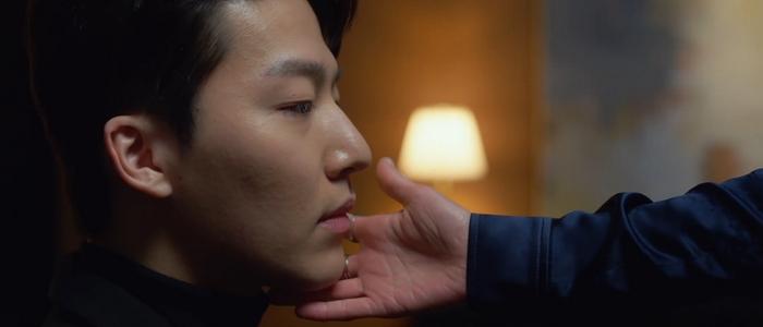 Hong Seok seemed like an interesting character with a hidden backstory.