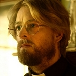 Father Oliver is played by the actor Fabio Grangeon.