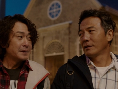 The adult versions of Jia-han and Birdy reunited in Canada decades later.