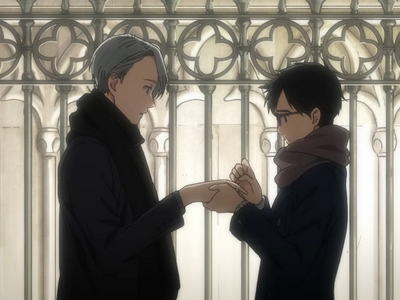 Yuri on Ice is one of the best BL anime.